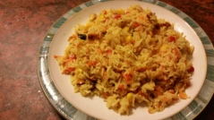 Kashmiri Pulao! ready to eat