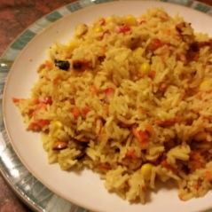 Kashmiri Pulao! ready to eat