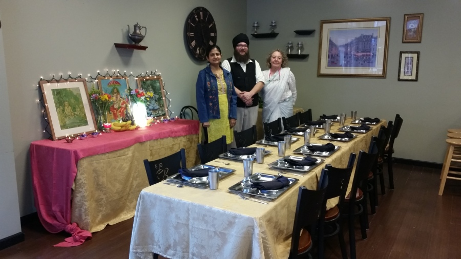 Spiritual India – Dinner for 12 @ Creperie