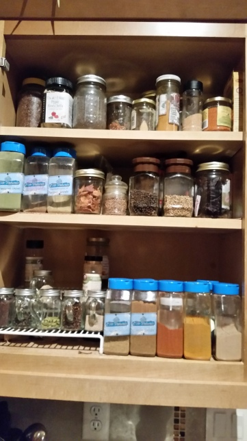 Some of my spices