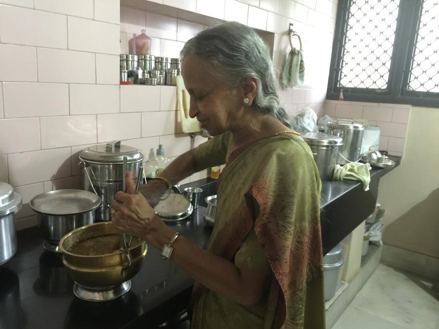 Steamed rotis – Auntie Trejavathi's Kitchen