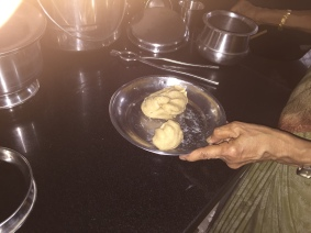 Shape into dough balls