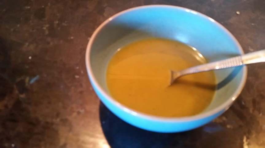 """Instant """"Kichdi"""" Soup"""