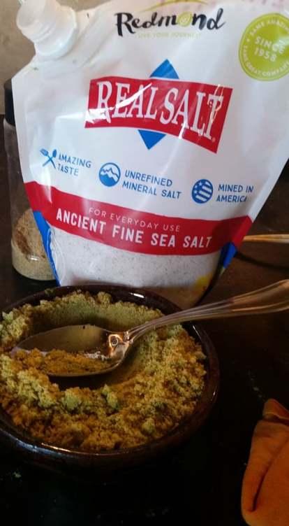 Add salt to taste